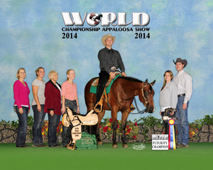 2014 World A Slow Ride-O'Neil