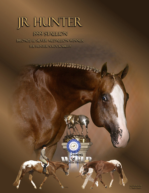 junior stallion ad name only