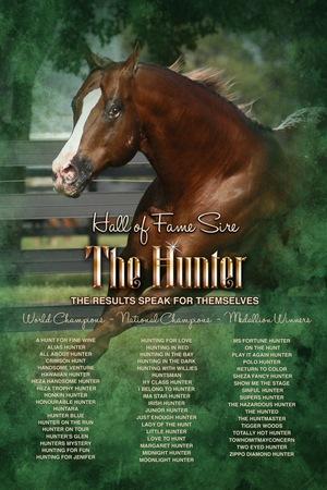 Hunter Poster 2012