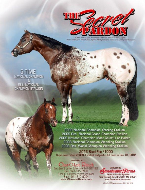 APHC Journal Nov 2012 Secret Pardon 2